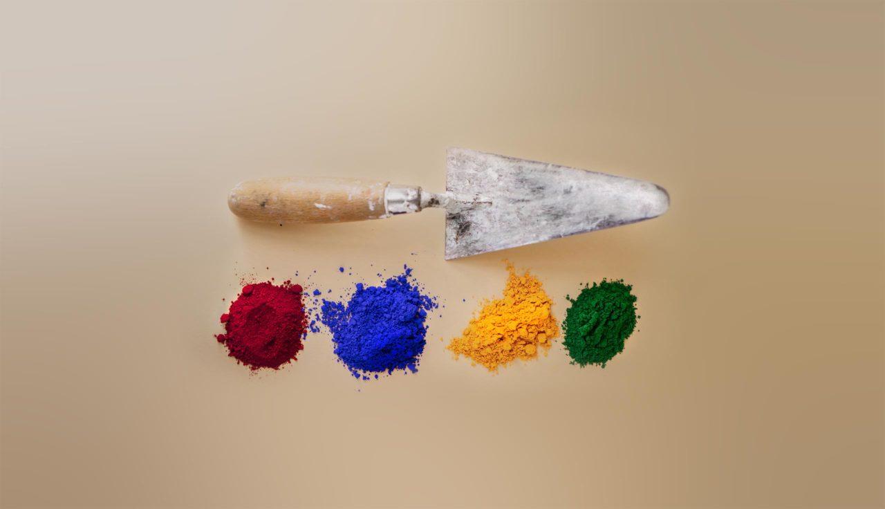 corso affresco colori